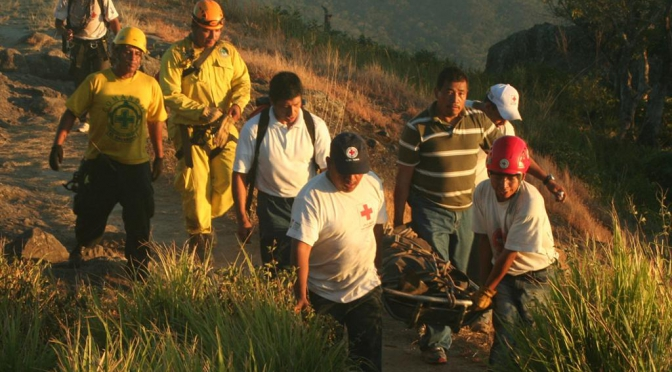 Mountain Recovery: Red Cross Collaboration