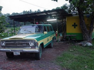 Ambulancia Sensuntepeque