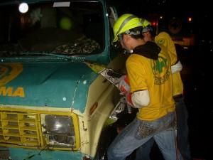Clase de Rescate Vehicular