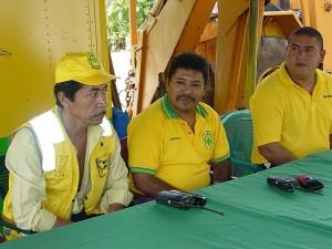 Delegados de San Salvador.