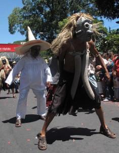 Fiestas Agostinos Desfile