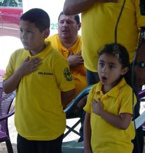 Niños Comandos de Salvamento