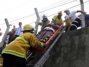 Rescate Accidente