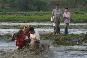 Rescate Inundacion 2011