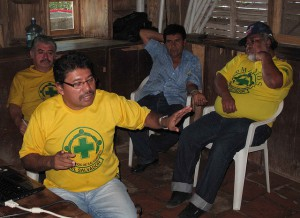 Reunion Delegaciones Occidentales