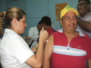 Vacunas contra AHNI
