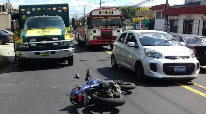Accidents Increase for 2017
