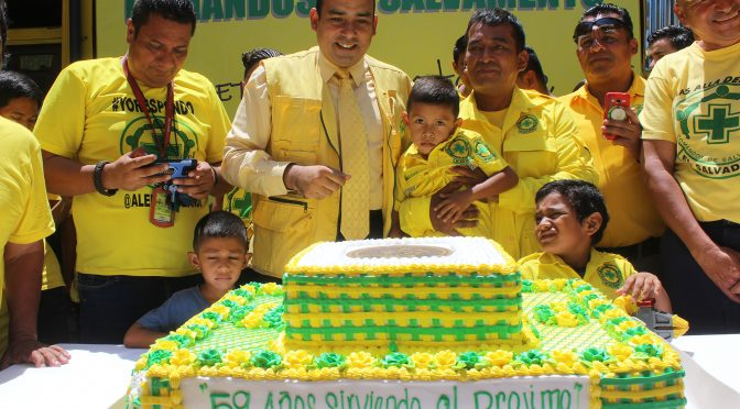 COMANDOS CELEBRATE 59th YEAR ANNIVERSARY