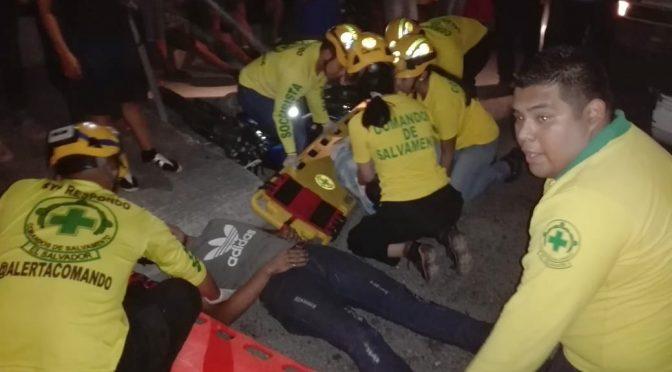 ACCIDENTES SIGUEN COBRANDO VIDAS Y LESIONADOS